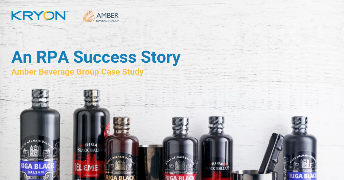 Amber Beverage Group Case Study - LP
