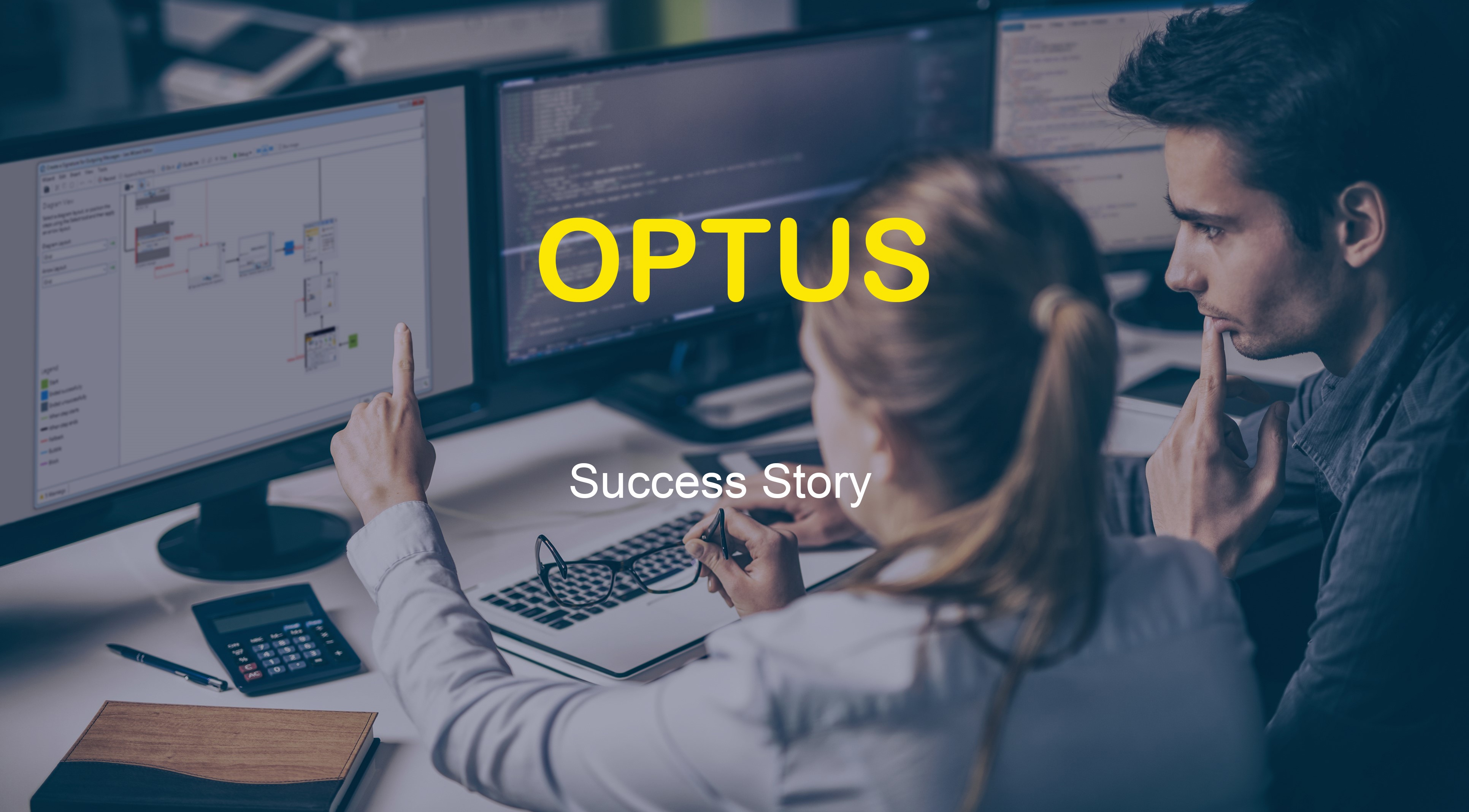 kryon-optus-robotic-process-automation